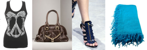 Christina Aguilera's Style: Obsession for Lauren Moshi