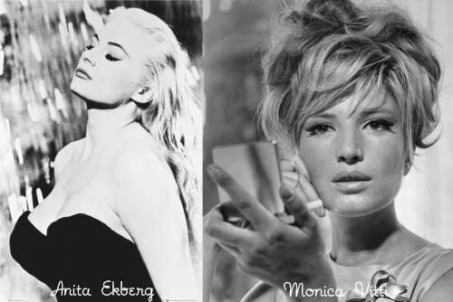 Anita Ekberg The Beautiful Symbol Of Fellini S La Dolce Vita And
