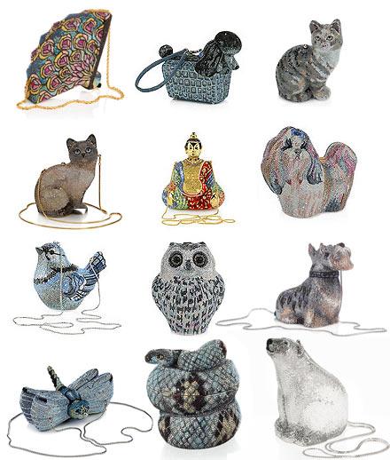 judith-leiber-animal-shaped-evening-handbags
