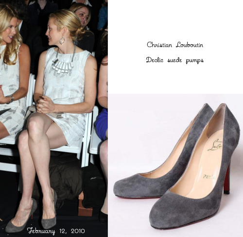 louis vuitton shoes fake - From the Valley to the Upper East Side: Kelly Rutherford at NYFW ...