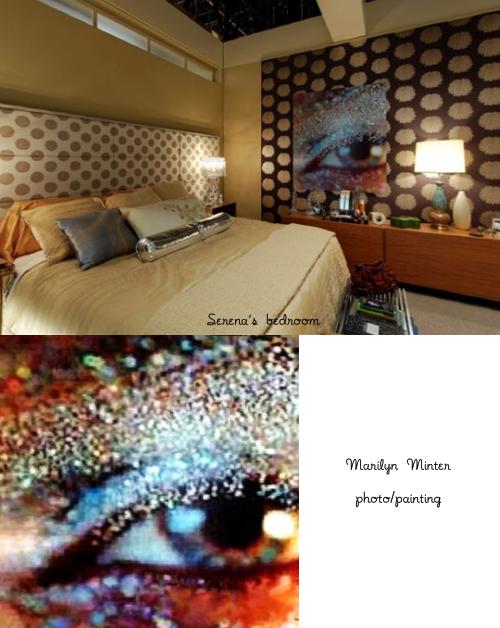 From the Valley to the Upper East Side: Lily Van der Woodsen's Style Serena Van Der Woodsen Bedroom on glamour bedroom, red bedroom, style bedroom, olivia palermo bedroom, celebrity bedroom, love bedroom, sayings for your bedroom,
