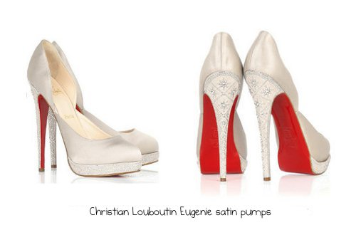 christian louboutin shoes from burlesque movie