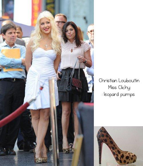 christian louboutin heels in burlesque - Bavilon Salon