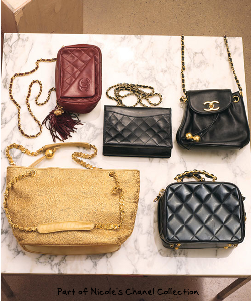 cc76f2f7d7b486 Some of these bags were spotted on Nicole. Let's start with a quilted tote.