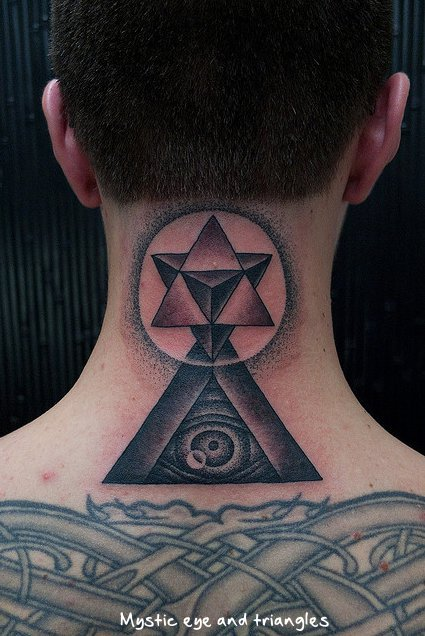 Tetragrammaton Tattoo Designs