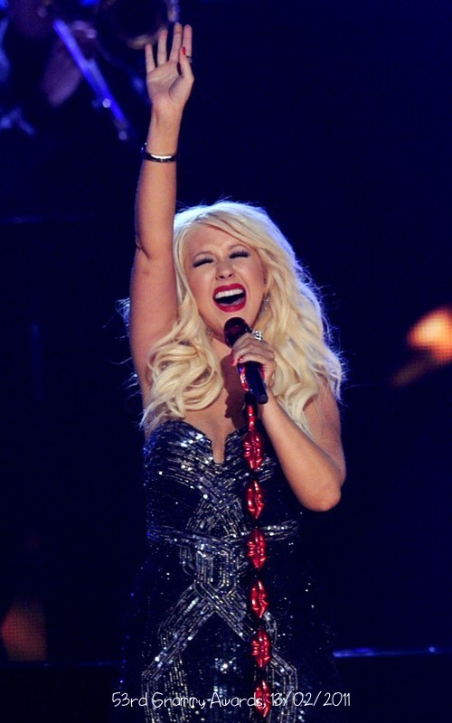 christina aguilera 2011. Christina Aguilera#39;s Style: