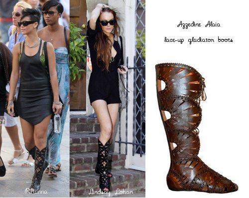 5d1dfcbc277 Starz in My Eyes  Azzedine Alaïa Shoes