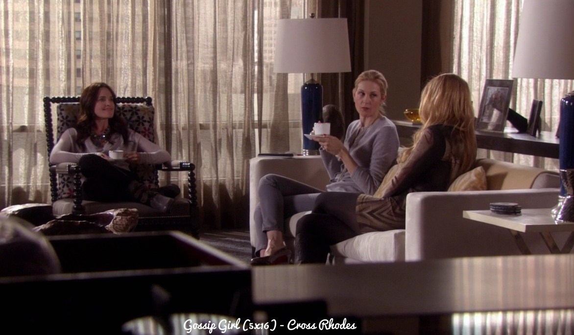 Van Der Woodsen Apartment