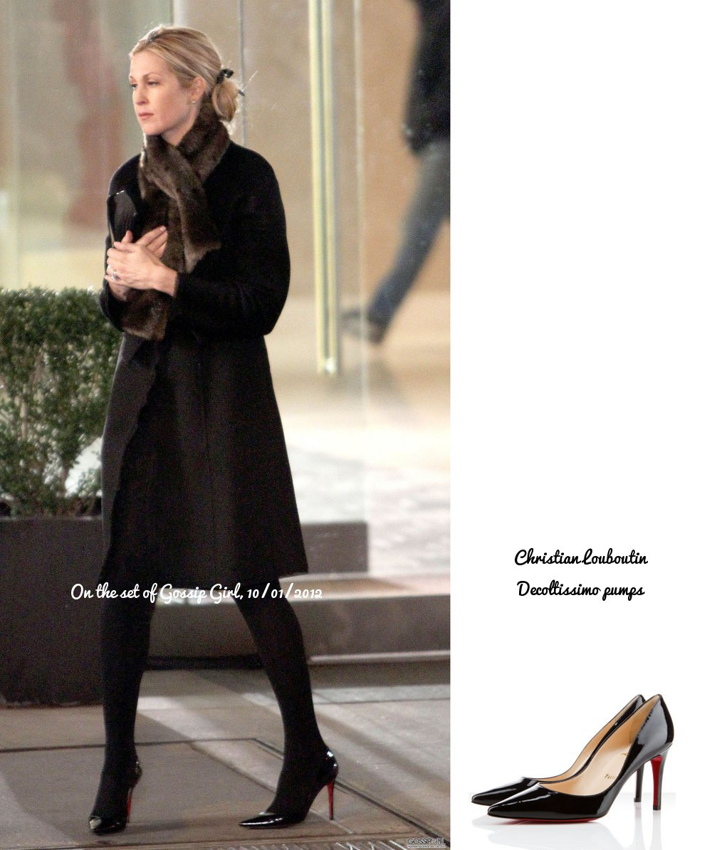 Gossip Girl Fashion Lily Van Der Woodsen
