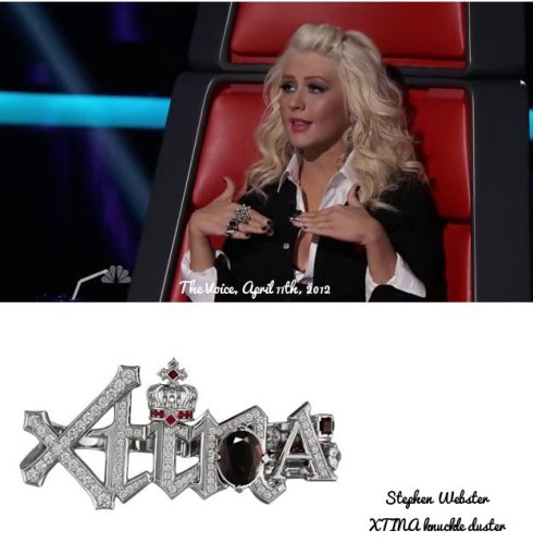[Video] [The Voice II] Episodio 13: Live Shows Results 2 (Completo) [10/Abr/12] Knuckle