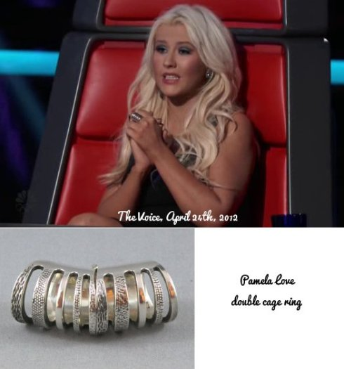 [Video] [The Voice II] Episodio 17: Live Shows Results 4 (Completo) [24/Abr/12] Pamela3