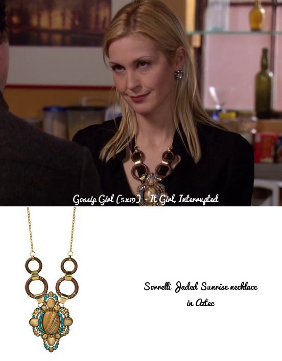 Lily Enement Ring | From The Valley To The Upper East Side Lily Van Der Woodsen S Style