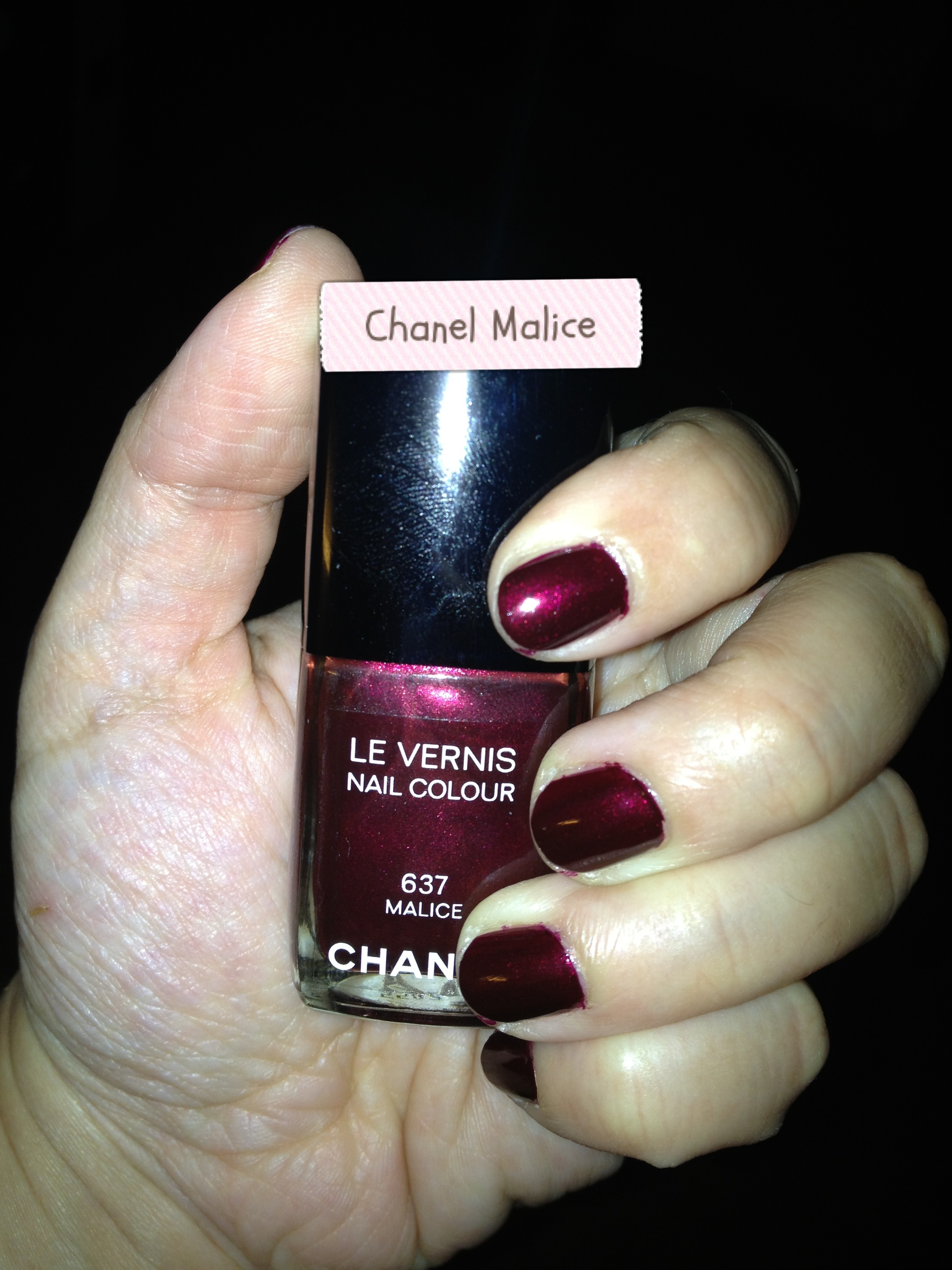 Diary of a Nail Polish Addict: November 2012 | Dallo Spazio