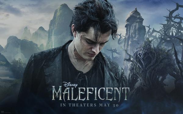 Diaval_Maleficent_Wallpaper