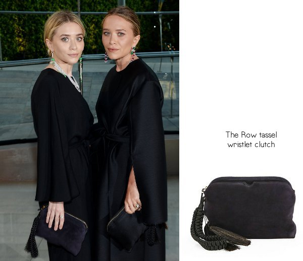 Anatomy Of An Outfit Mary Kate And Ashley Olsen At The Cfda Awards